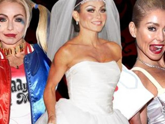 Why Kelly Ripa Is the Queen of Daytime Halloween