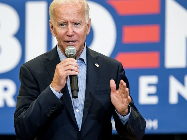 Biden slammed for saying 'America was an idea' that 'we've never lived up to'