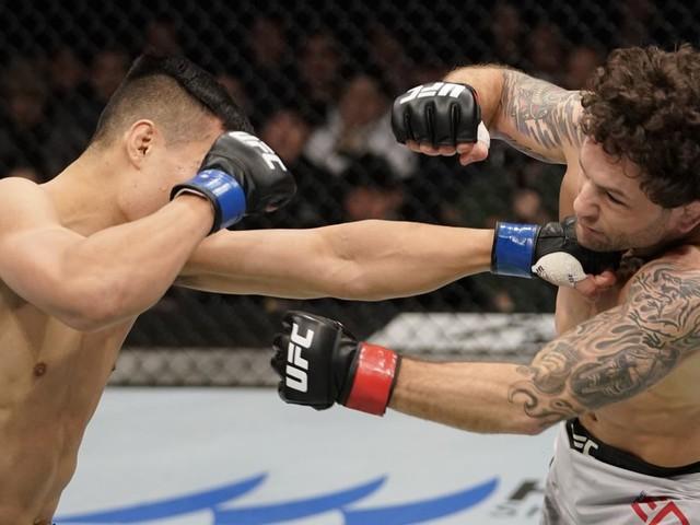UFC Busan video recap: Korean Zombie starches Frankie Edgar