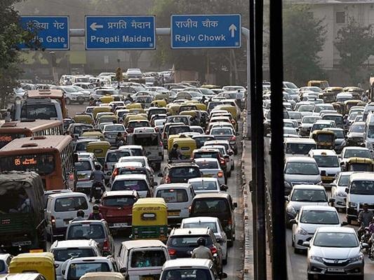 Delhi Police Issues Traffic Advisory Ahead Of BJP Meet At Ramlila Ground