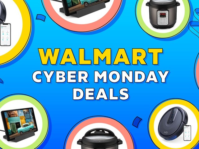 Walmart's Cyber Monday deals have started — here are the best early deals you can get tonight