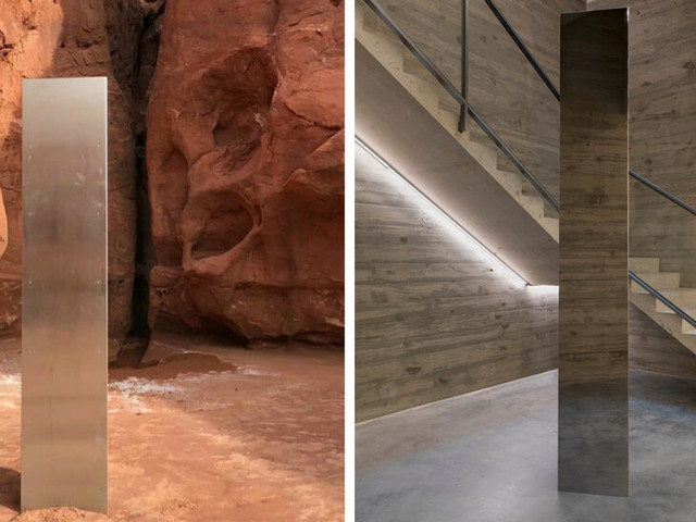 Did John McCracken Make That Monolith in Utah?