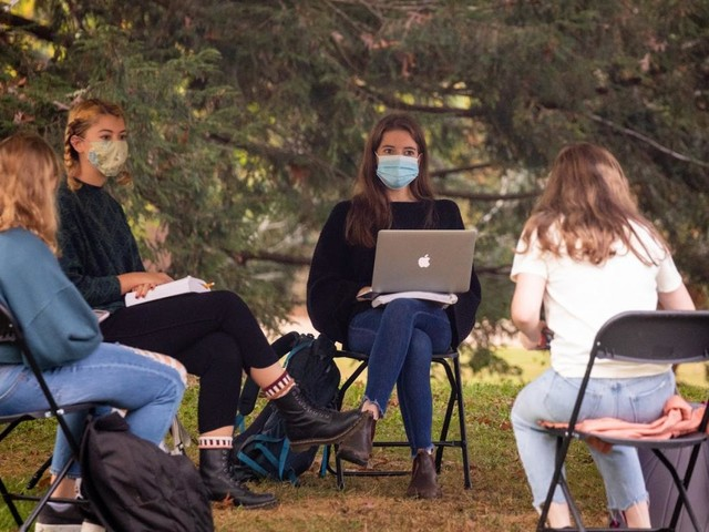At the conclusion of the fall semester, some colleges say their COVID containment strategies worked