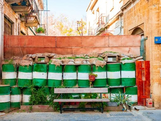 Two Worlds On One Island: Cyprus & The Green Line