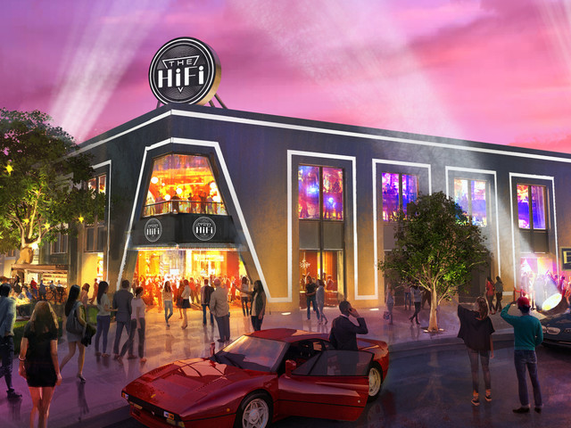 Live Music Venue To Open In Mark Cuban's Parking Lot
