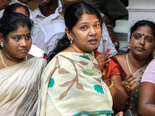 Only Those Serving For Long Have Been Given Ticket, Says DMK's Kanimozhi