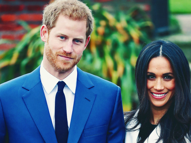 Meghan Markle and Prince Harry Set a Date for the Royal Wedding