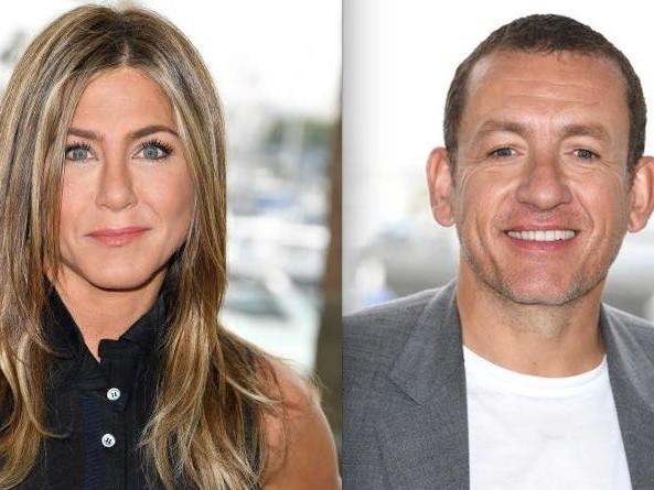 Jennifer Aniston Secretly Dating 'Murder Mystery' Co-Star Dany Boon?