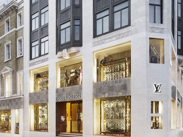 New Bond Street: 3rd most expensive shopping street in the world