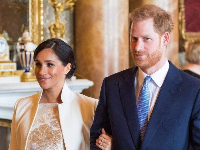 Meghan Markle and Prince Harry applied to trademark their charity 'Sussex Royal' a day after splitting from Prince William and Kate's organization