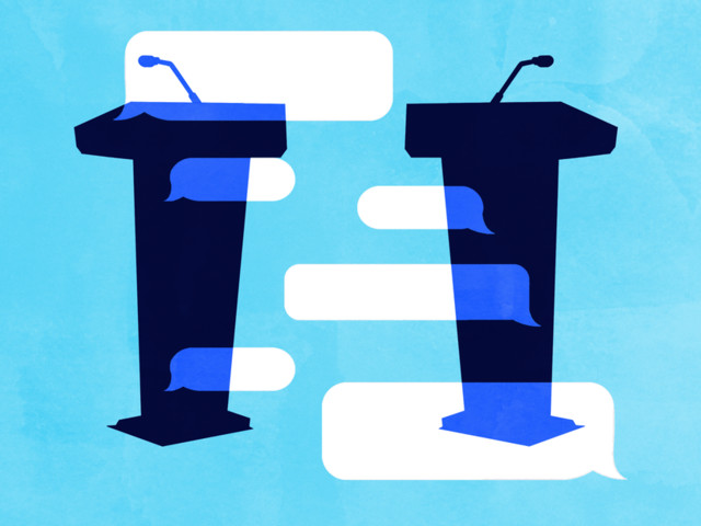 Big Tech braces for first presidential debates, a target of Russian trolls in 2016