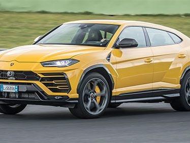 Road Tests: 2019 Lamborghini Urus