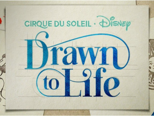 Tickets Now on Sale for Drawn to Life, the Disney-inspired Cirque du Soleil Show at Disney Springs