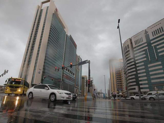 Abu Dhabi ready for rain emergencies