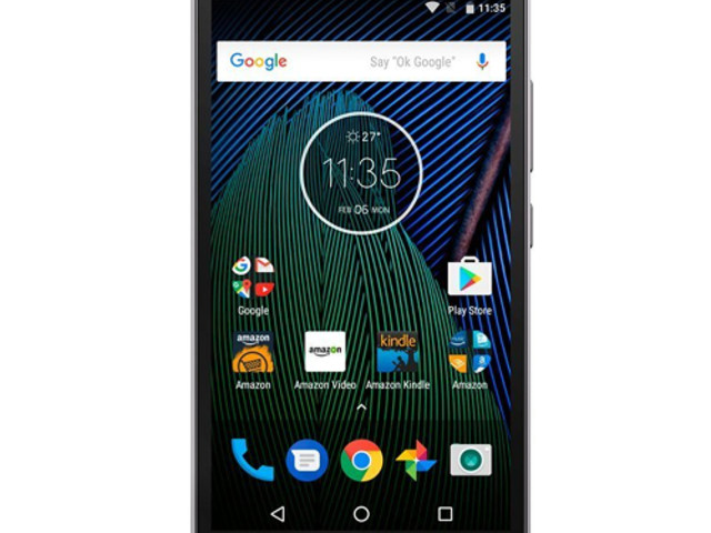 Deal: Amazon drops the price of the Moto G5 Plus 64GB to $240 ($60 off)
