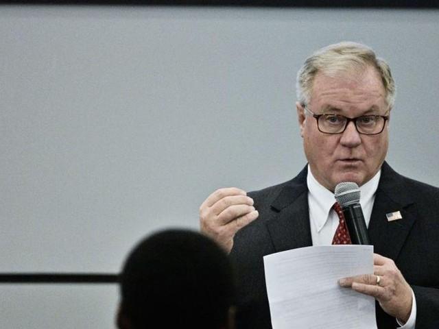 Former state senator is behind Pennsylvania billboards slamming Biden for 'Making the Taliban Great Again'
