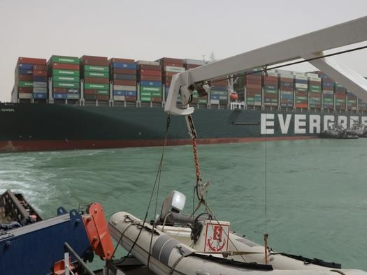 Suez Canal Crisis: Here Are The Cargoes In The Crossfire