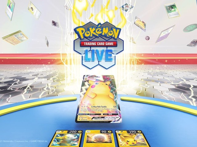There's A New (And Free) Digital Pokémon Card Game Coming