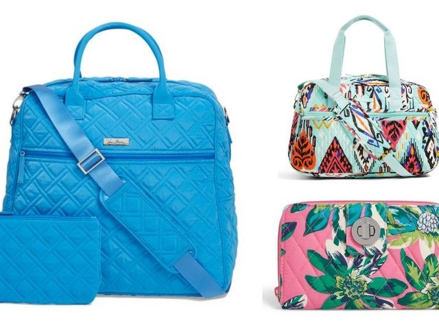 Today Only! Vera Bradley Outlet Extra 40% Off – Overnight Tote Bag $31.80 Shipped (Reg.$132)