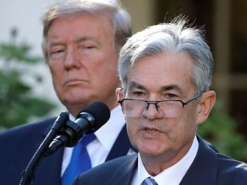 Powell 'Throws In The Towel' On Growth & Inflation, Sees No More Rate-Hikes In 2019
