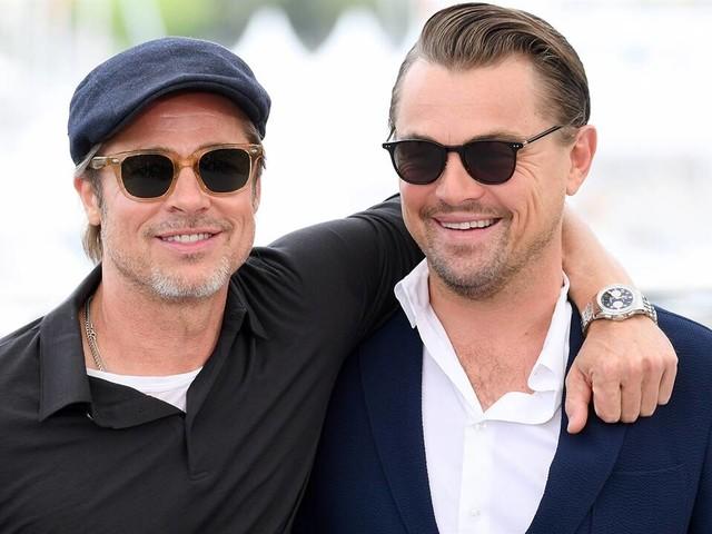 Brad Pitt & Leonardo DiCaprio's Bromance
