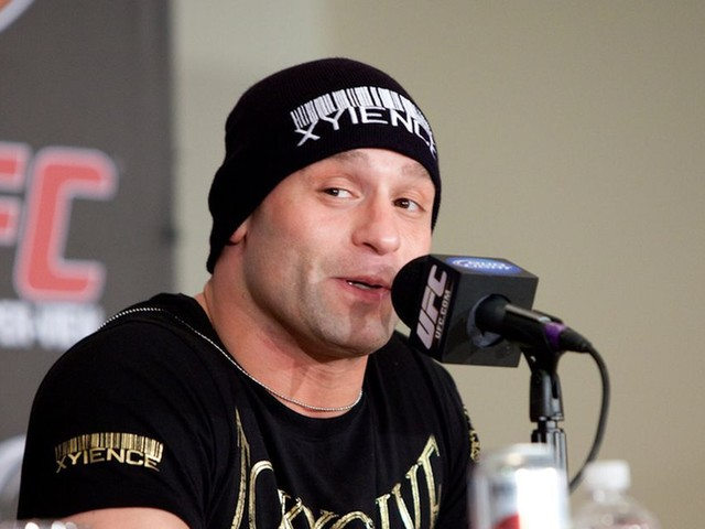 Matt Serra to be inducted into the UFC Hall of Fame