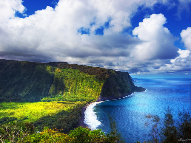Alaska Air – $504: Chicago – Kona, Hawaii (and vice versa). Roundtrip, including all Taxes