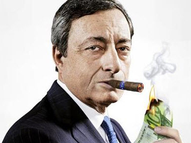 Watch Live: Mario Draghi Explains Why The ECB 'Taper' Is So Positive