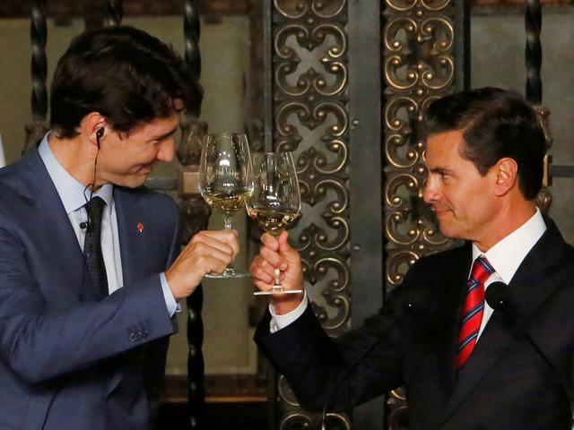 Canada, Mexico Say They Won't Walk Away From NAFTA Over U.S. Ideas