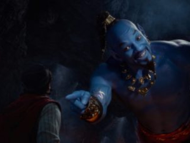 Disney Releases New 'Aladdin' Trailer Ahead Of May 24 Debut In Theaters