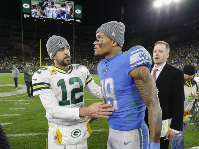 Criticism of NFL referees reaches new levels after Packers steal win