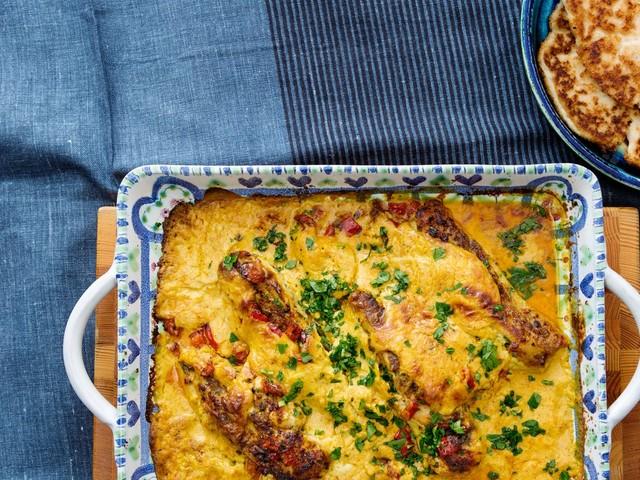 This week's meal plan: A tasty low-carb Indian week