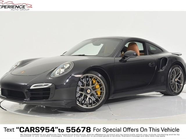 2014 Porsche 911--Turbo--S