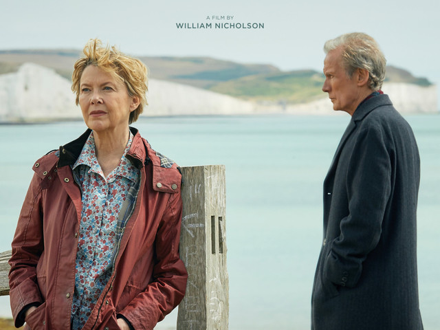 "'Hope Gap' Trailer: It's ""Fine"" Vs. ""Happy"" As Bill Nighy Leaves Wife Annette Bening After Three Decades"