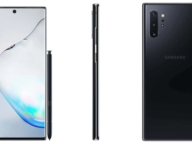 Samsung Galaxy Note 10, Galaxy Note 10+ Spotted on US FCC Ahead of Launch