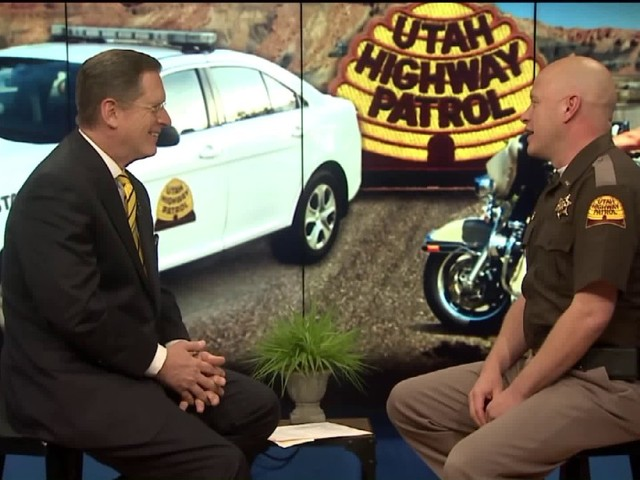 3 Questions with Bob Evans: Utah Highway Patrol Lt. Todd Royce gives the trooper's side of patrolling the highways