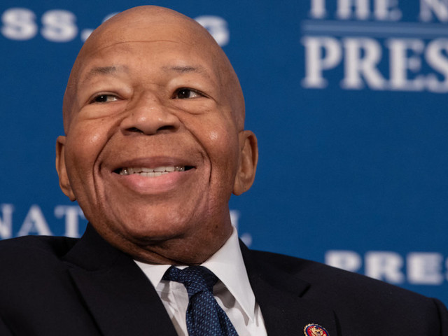 Elijah Cummings, House Oversight chairman, dies at age 68