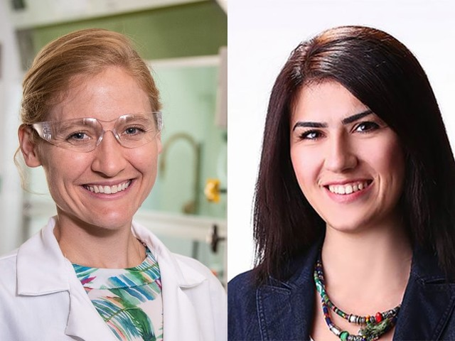 CMU Faculty Join WEF's Community of Young Scientists