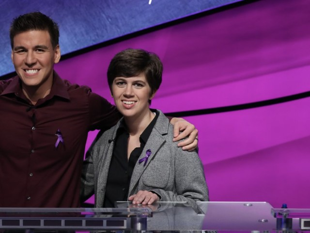 James Holzhauer dominates much anticipated 'Jeopardy!' rematch vs. Emma Boettcher