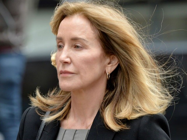 Felicity Huffman 'Doing Really Well' in Prison, Source Says (Exclusive)