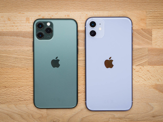 The iPhone 11/Pro made up almost 70% of US iPhone sales last quarter