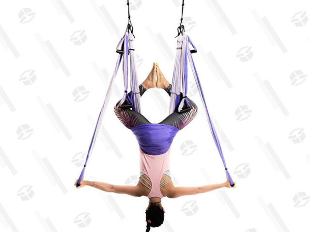 """Um. This """"Yoga"""" Swing Is $30 Off"""