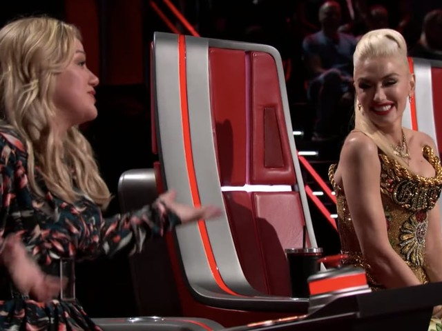 Exclusive: The Voice Levels Up in Girl Power Thanks to Kelly Clarkson and Gwen Stefani