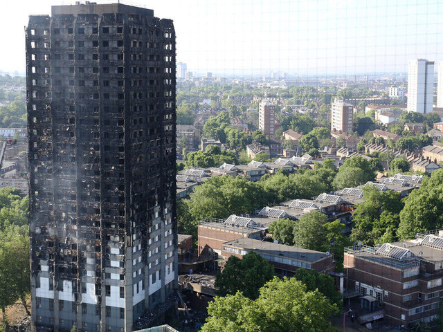 Six Months After The Grenfell Fire, The Prime Minister And Government Have Failed Survivors
