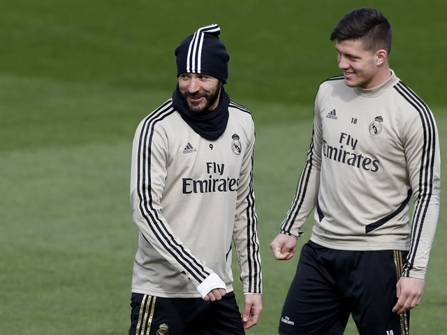 Real Madrid's Luka Jovic reportedly ignored Serbian coronarvirus isolation order