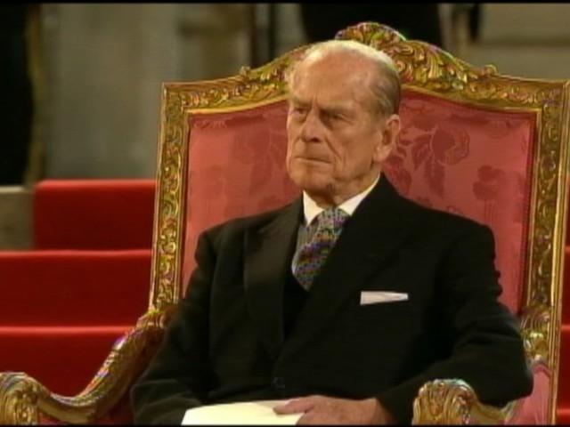 WATCH: Prince Philip hospitalized as a 'precautionary measure'