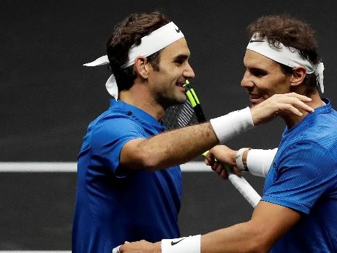 "Roger Federer-""I Was Not Invited to Rafa's Wedding"""