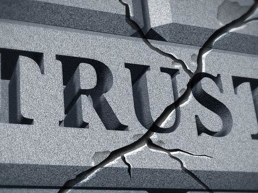 The End Of Trust