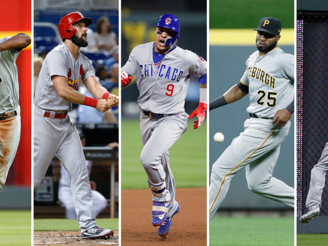 Baez's baserunning among top tools in division