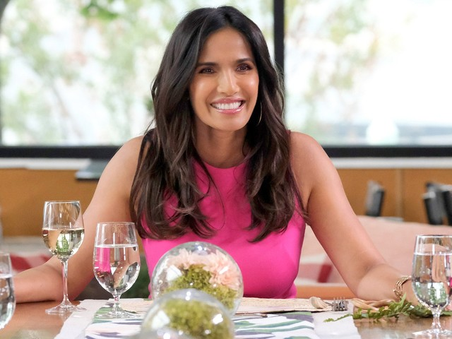 How Padma Lakshmi Plans To Save The Restaurant Industry